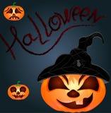 Calabaza para Halloween Fotos de archivo libres de regalías