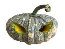 Calabaza tallada para el festival de Halloween en octubre Imagen de archivo