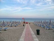 Calabria foto de stock