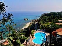 Calabria-beach Riaci Stock Image