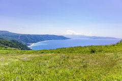 Calabria , view of south italia Royalty Free Stock Image