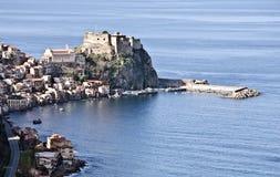 Calabrian coast Royalty Free Stock Photos