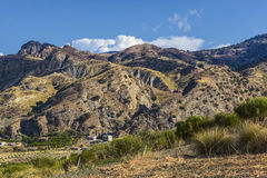 Calabrian landscape Royalty Free Stock Images