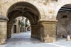 Calaceite, Spain Royalty Free Stock Images