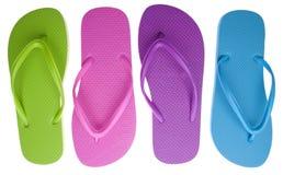 Calçados do verão Foto de Stock Royalty Free