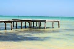 Calafate de Caye, Belice, America Central foto de archivo