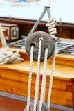 Calage de bateau Image libre de droits