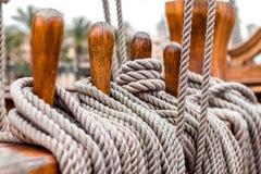 Calage de bateau photos stock