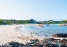 Calaguas, Camarines Norte Photos stock