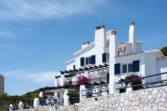 CALAHONDA, ANDALUCIA/SPAIN - MAY 22 : Spanish Villa in Calahonda Stock Image