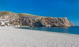 Calahonda Beach CostaTropical Stock Images