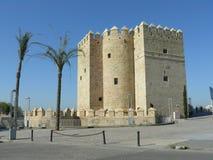 calahorra Κόρδοβα Ισπανία πύργος Στοκ Εικόνα