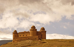 Calahorra Castle Spain Stock Photo