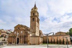 Calahorra Cathedral La Rioja Stock Image