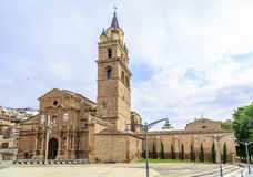 Calahorra Cathedral La Rioja Stock Images