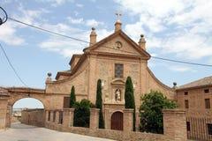 Calahorra, La Rioja, Spain Stock Image
