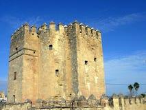 Calahorra Toren royalty-vrije stock fotografie