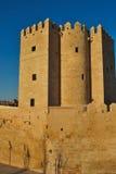 Calahorra toren Stock Foto's
