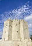 Calahorra tower in Cordoba Stock Photography