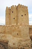 The Calahorra tower, Guadalquivir River, Cordoba, Spain Stock Photos