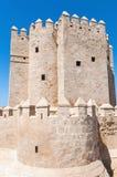 The Calahorra Tower in spanish Cordoba Stock Image