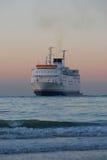 Calais Ferry Stock Images