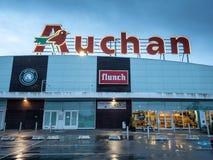 Auchan is a French international supermarket chain
