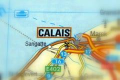 Calais, Frankreich - Europa lizenzfreie stockfotos