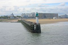 Calais Harbour Royalty Free Stock Image