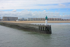 Calais Harbour Royalty Free Stock Photography