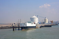 Calais Harbour Royalty Free Stock Photos