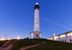 Calais Lighthouse Stock Photo