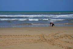 Calalunga beach Stock Photos
