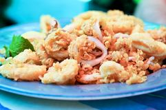 Calamari Fotos de Stock