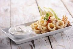 calamari Immagine Stock