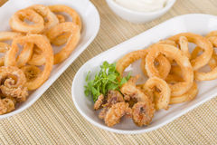 Calamari Royalty Free Stock Image