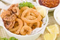 Calamari Stock Image