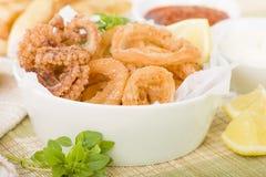Calamari Stock Photography