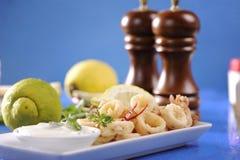 Calamari Royalty Free Stock Photo