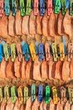 Calamaro schiacciato in Tailandia Fotografia Stock Libera da Diritti