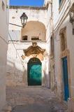 Calamo palace. Ostuni. Puglia. Italy. Stock Image