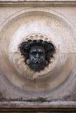 Calamofontein in Ancona royalty-vrije stock foto