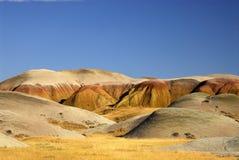 Calanchi del Dakota del Sud Fotografia Stock Libera da Diritti