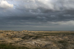 Calanchi del Dakota del Sud fotografie stock