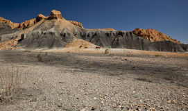 Calanchi del deserto dell'Utah Immagine Stock Libera da Diritti