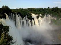 Calandula-Wasserfälle Lizenzfreies Stockfoto