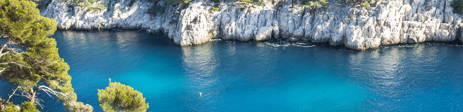 Calanque  of Cassis Royalty Free Stock Image