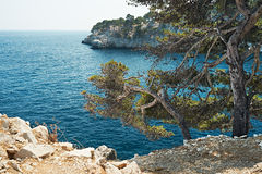 Calanque of Cassis, France Stock Images