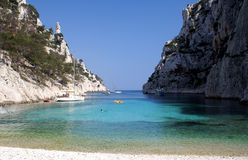 Free Calanque D En Vau, France Royalty Free Stock Images - 6137669