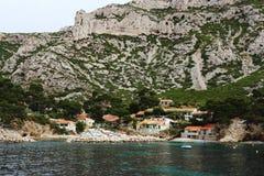 Calanque de Sormiou near Marseille, France Royalty Free Stock Image